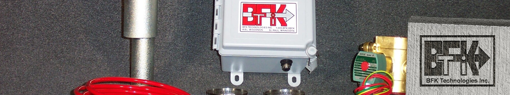 BFK Technologies Concrete Reclaimers Equipment