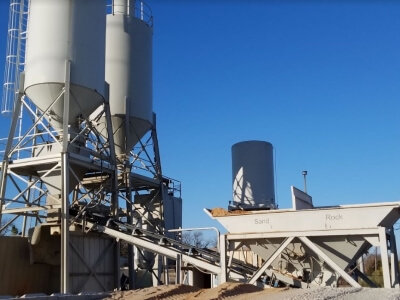 Wisconsin Custom Designed Concrete Plants for Sale