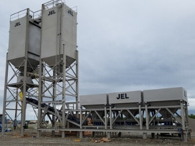 Stationary Precast Batch Concrete Plant Manufacturer