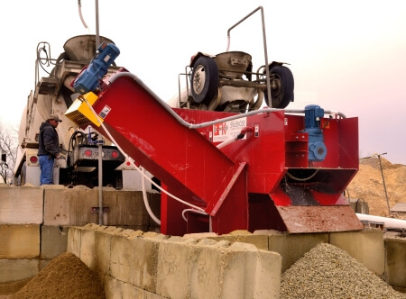 BFK Technologies Concrete Reclaimer Manufacturers