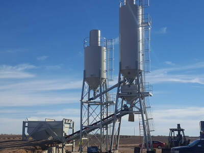 BudgetBatch™ Ready Mix Low Cost Concrete Batching Plant