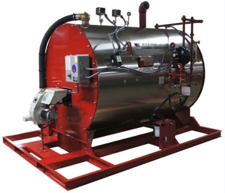 Steam-Flo Steam Aggregate Heating Generator